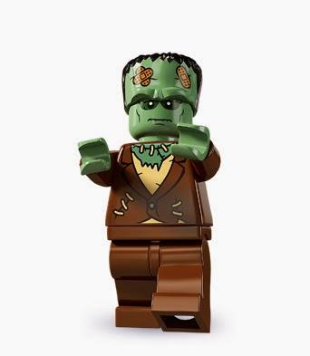 Đồ Chơi Lego Halloween