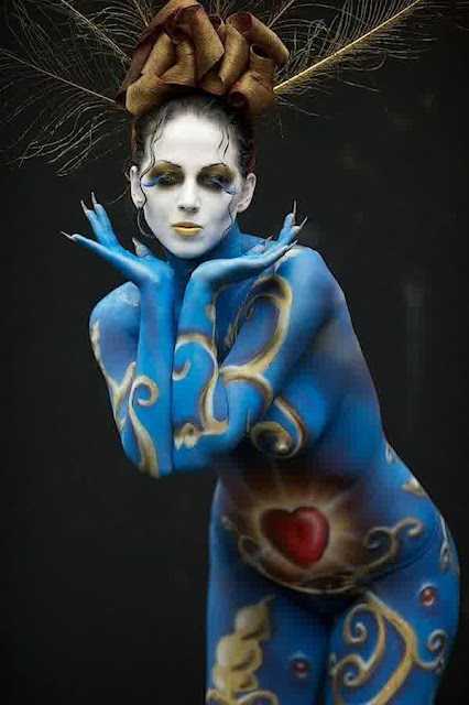 female body as art