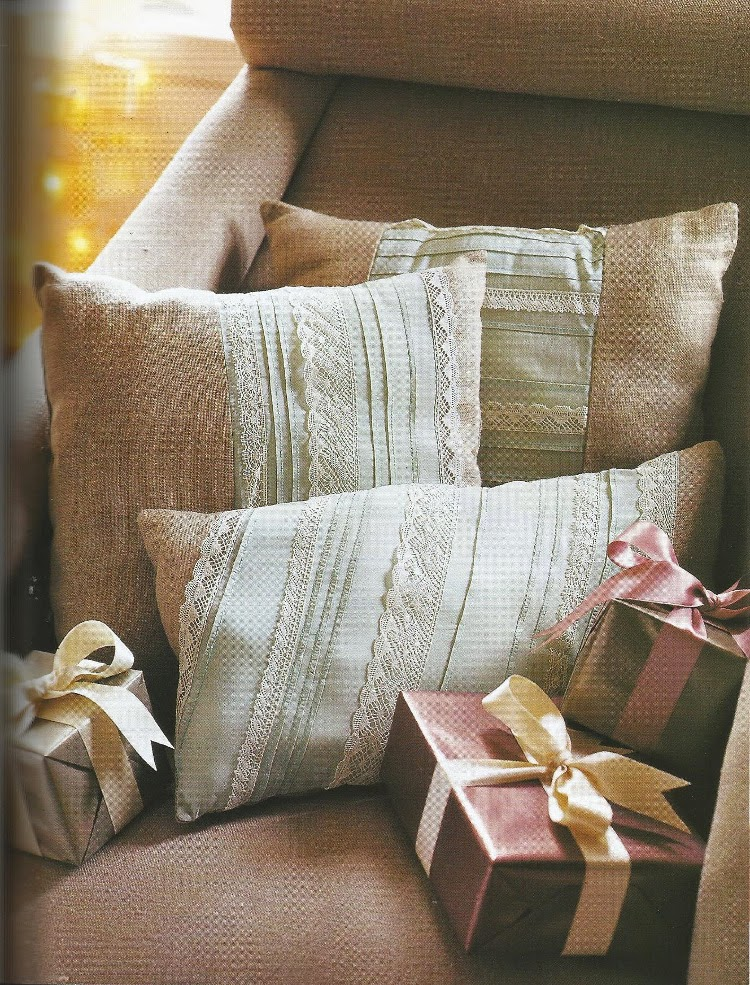 diy 100 id es de mod les de coussin fait main bettinael. Black Bedroom Furniture Sets. Home Design Ideas