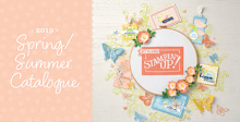 2019 Spring Summer Catalogue