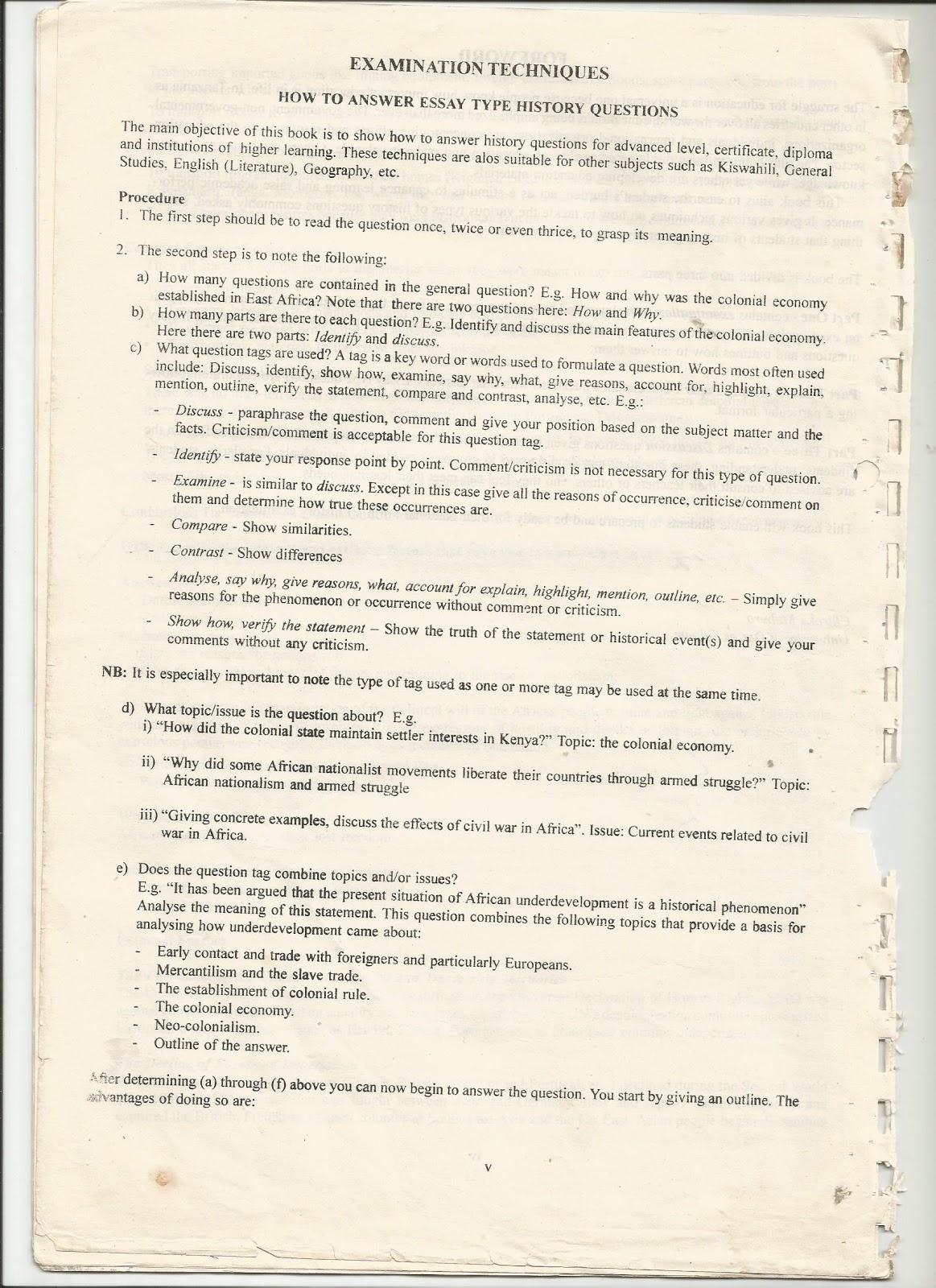 CSS Exam - Detail of Written Exam