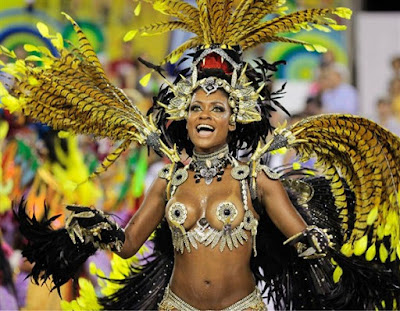 Brazil Carnival hot pictures 2016