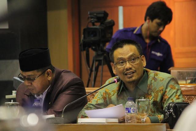 2016, Pembahasan Badan Pengelola Keuangan Haji Diharapkan Selesai