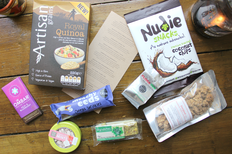 Superfoodio Classic Discovery Food Subscription Box - Review from Peaches and Bear Lifestyle and Travel Blog - peachesandbear.co.uk