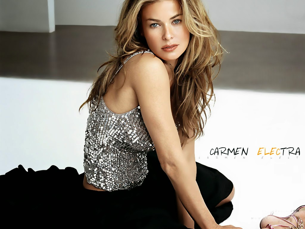 carmen electra latest hd - photo #6