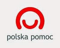 Logo konkursu Polska pomoc rozwojowa 2014
