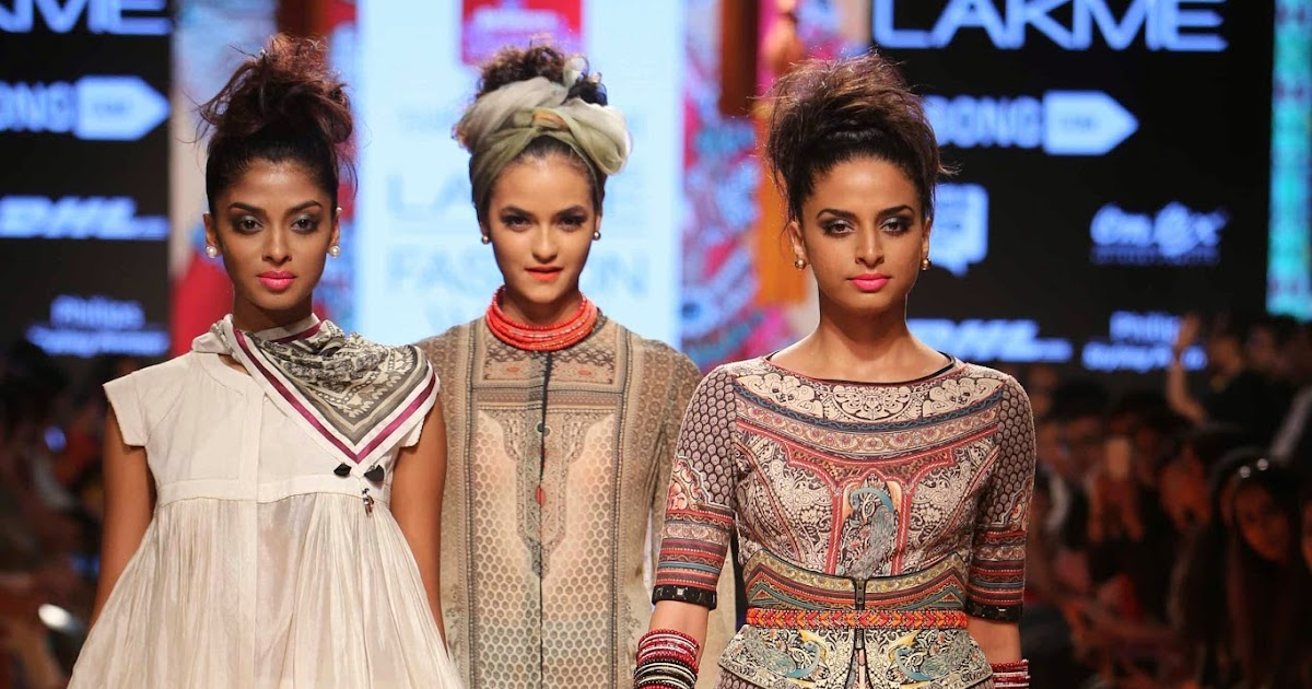 Lakme Fashion Week Plus Size Models Dipti