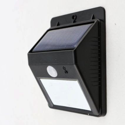 Energy Saving Solar Lamp - TSSS ® Wireless LED Solar Powerd Security Motion Sensor Light, Wall/Garden Lamp