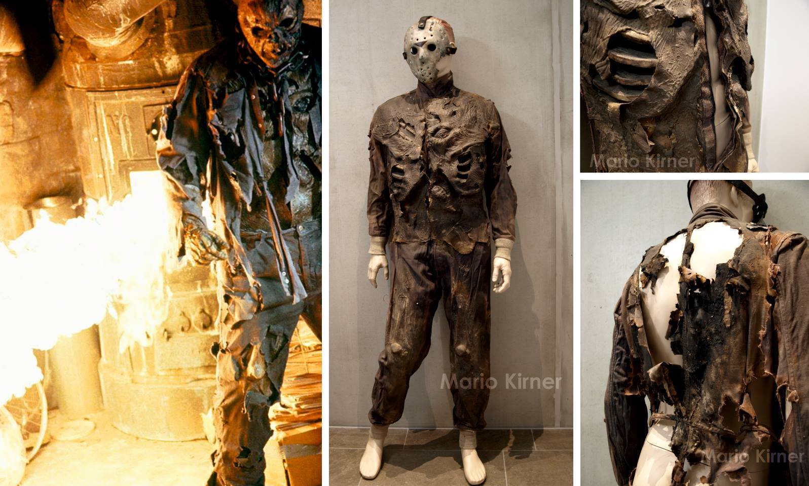 The Prop Museum u0027Friday The 13th Part 7 The New Bloodu0027 Body Costume & The Prop Museum: u0027Friday The 13th: Part 7 The New Bloodu0027 Body ...