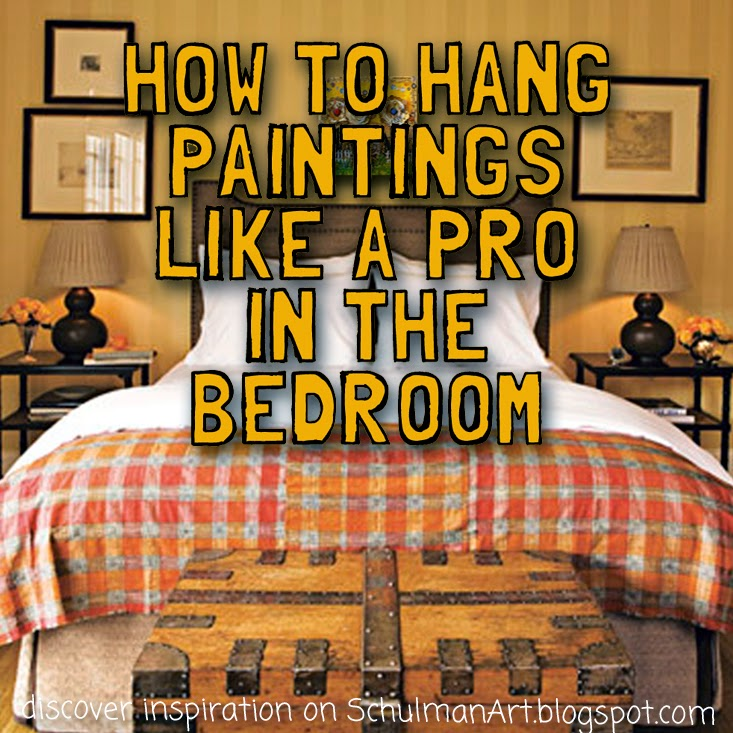 Where To Hang Pictures In A Bedroom - Home Design