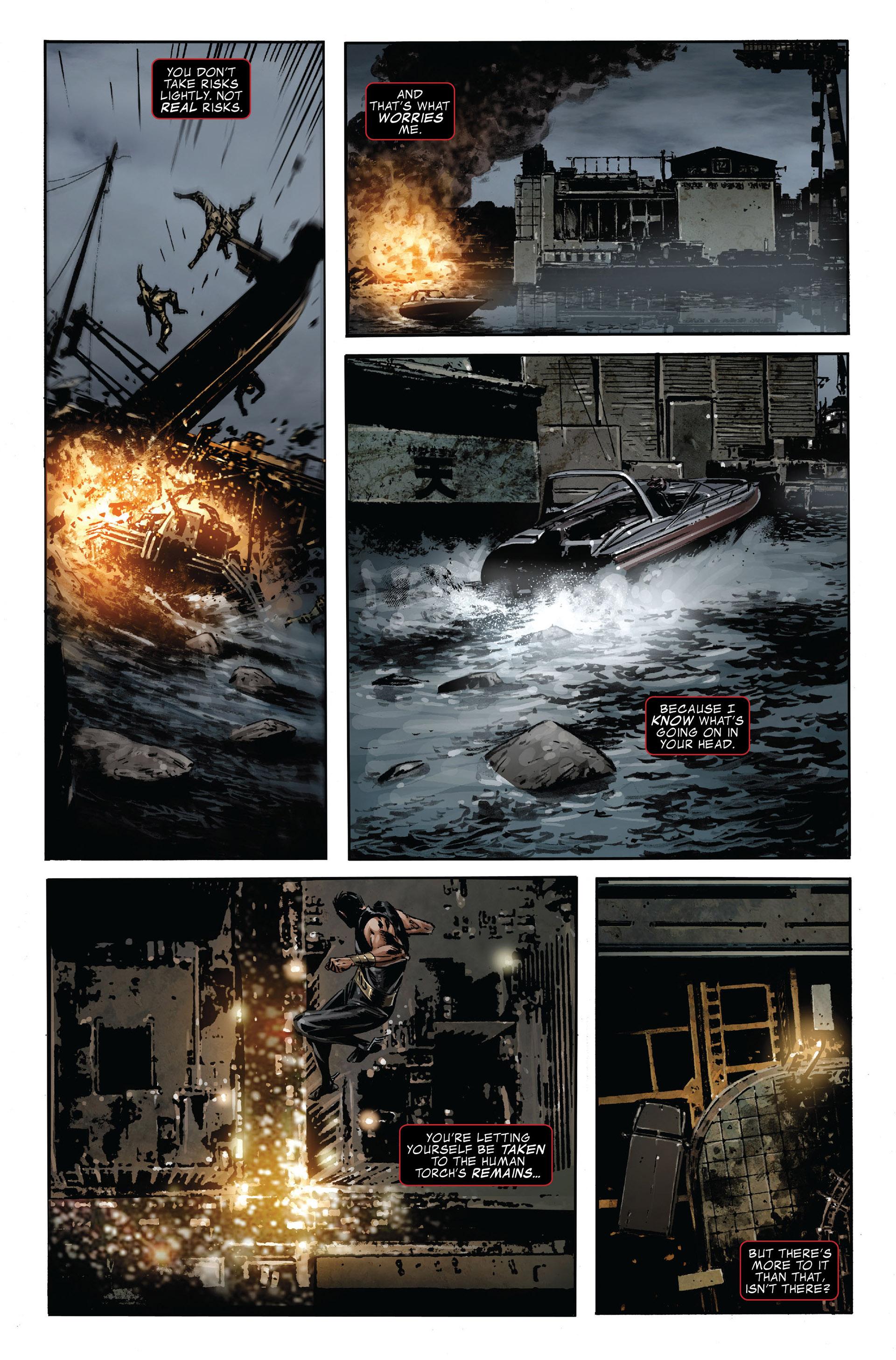 Captain America (2005) Issue #47 #47 - English 12