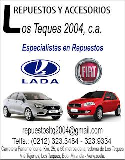 REPUESTOS Y ACCESORIOS LOS TEQUES 2004 C.A. en Paginas Amarillas tu guia Comercial