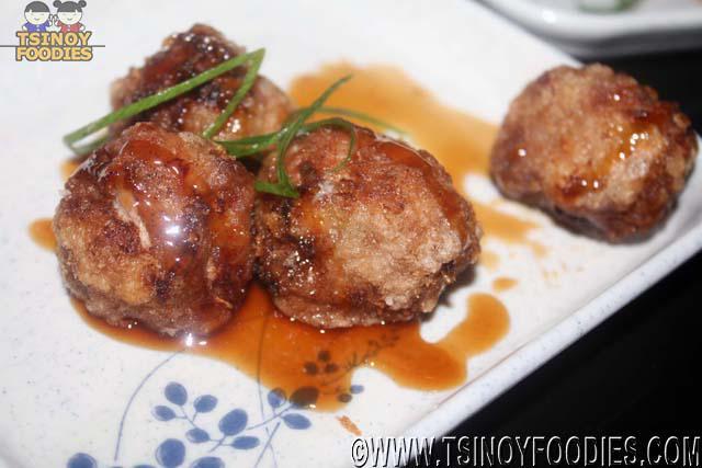 japanese meatballs