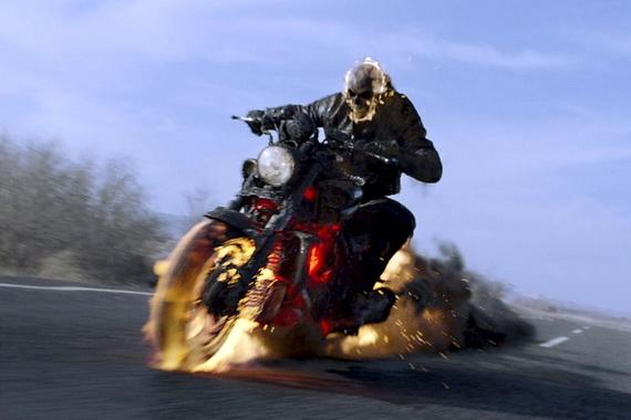 Ghost Rider: Spirit of Vengeance, Photograph