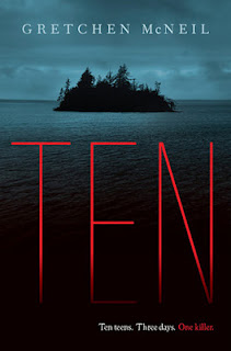 Ten by Gretchen McNeil Review