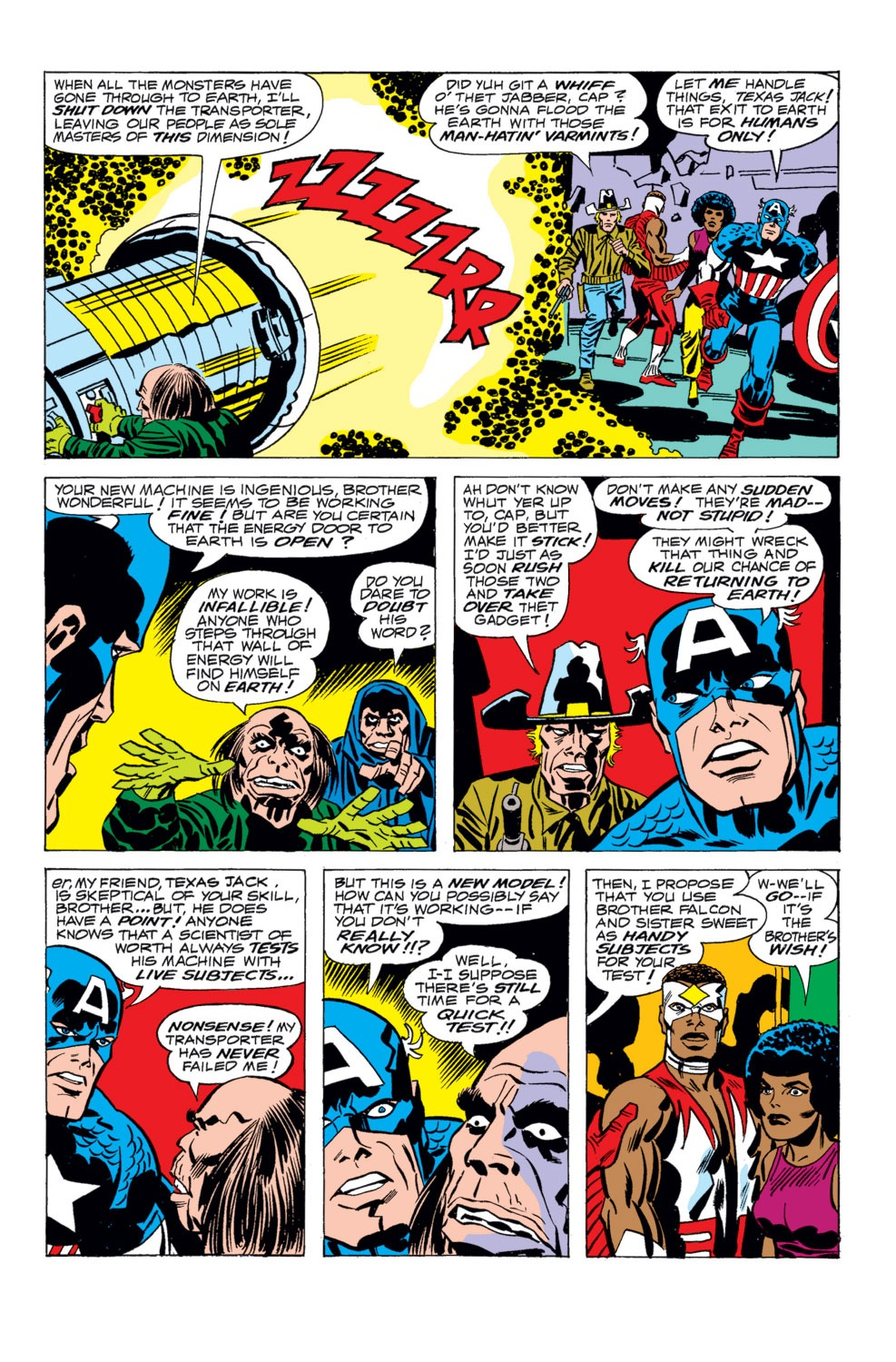 Captain America (1968) Issue #203 #117 - English 16