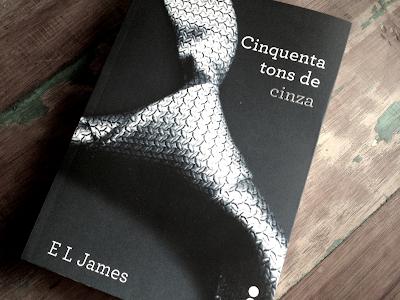 Pimenta Rosa: Livro - 50 Tons De Cinza