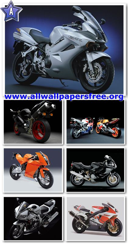 50 Great Motorcycle Wallpapers 1024 X 768 [Set 2]