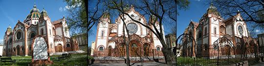 Subotica Sinagoga