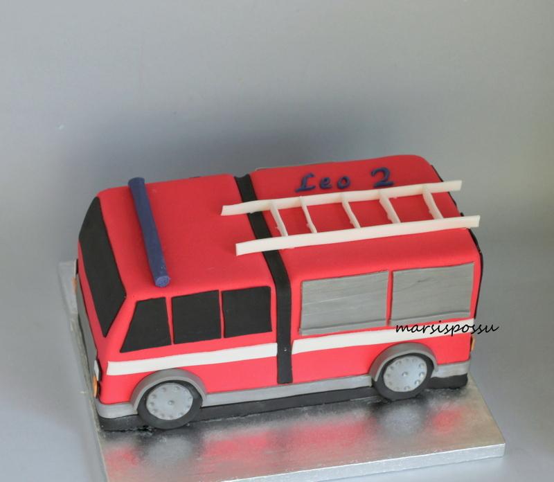 paloautokakku