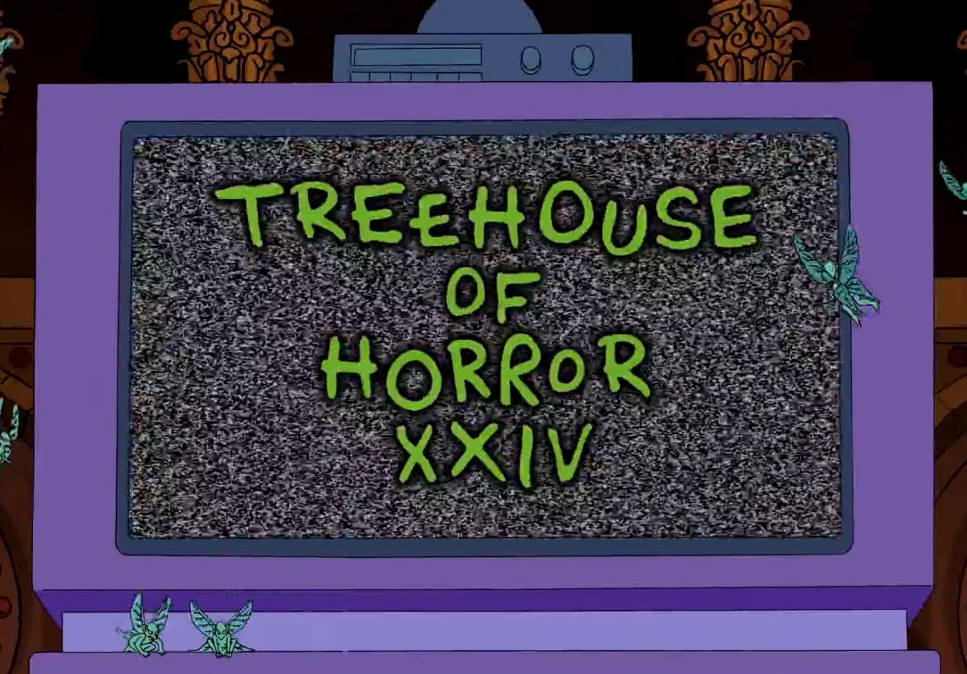 WATCH Guillermo del Toro's Couch Gag Opening of The Simpsons: Treehouse of Horror XXIV - Zombie of the Week