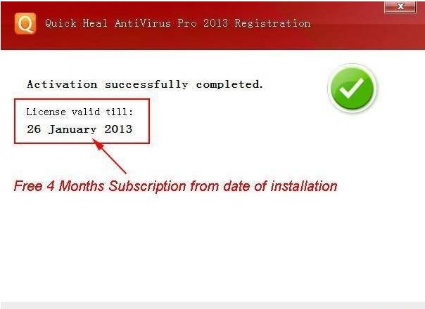 Quick Heal Antivirus Pro Crack Serial key Download
