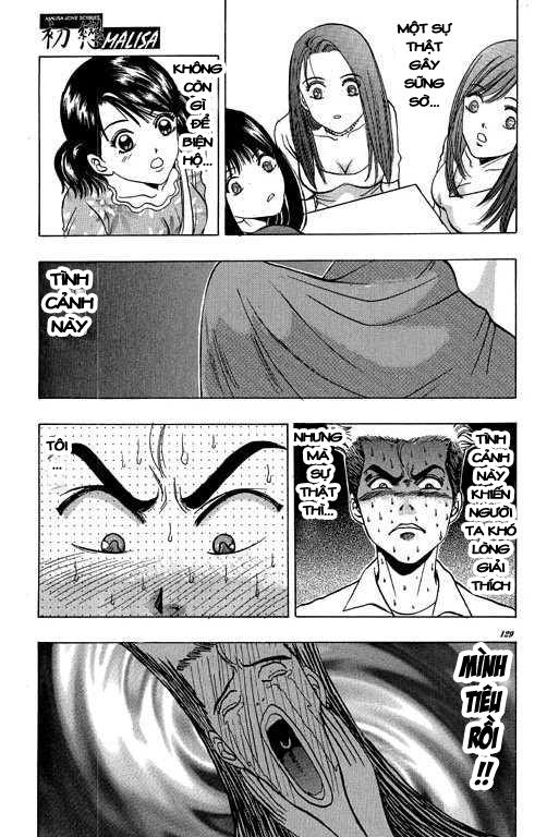 Malisa(Hội Mắt Nai) chap 7 - Trang 29
