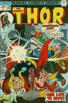Thor #236, the Absorbing Man