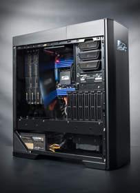 Intel Core i7 with NVIDIA SLI Multi-GPU Technology picture 1