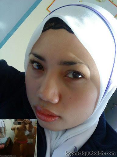 Malay women   Lieza nurse Sabah melayu bogel.com