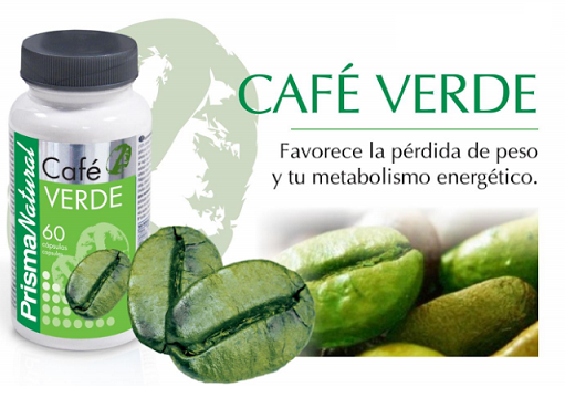 Café verde (Green coffee)