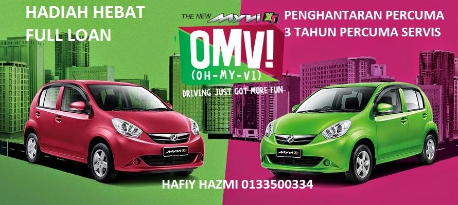Promosi Perodua Raya