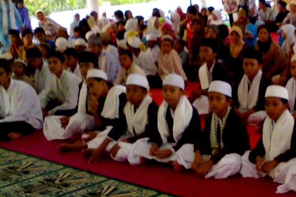 Pondok Pesantren. Kotabumi Lampung Utara