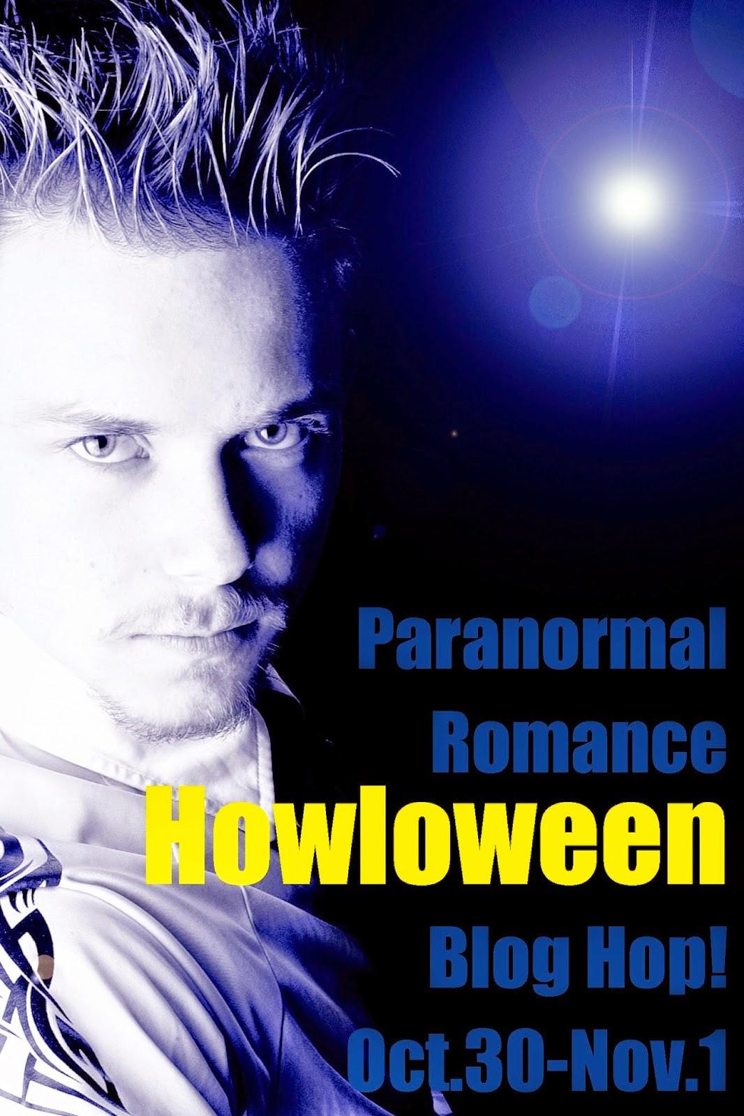 Paranormal Romance Howloween Blog Hop