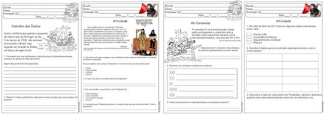 Caderno Datas Históricas  Ideia Criativa  Vol 1