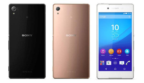 Spesifikasi dan Harga Sony Xperia Z3+ dan Z3 Plus Dual Juni 2015
