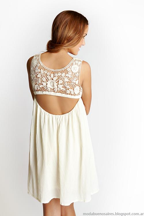 Como quieres que te quiera primavera verano 2014. Moda vestidos verano 2014.