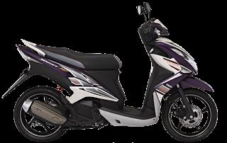 Yamaha Xeon RC Regal Purple