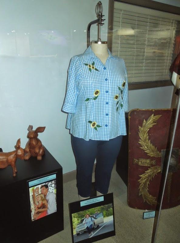 Melissa McCarthy Identity Thief movie costume