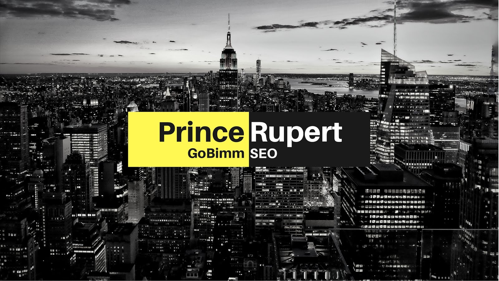 Prince Rupert SEO