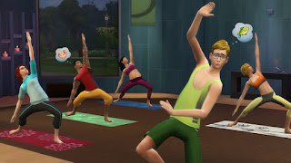 The Sims 4 Spa Day Addon-RELOADED For Pc Terbaru screenshot 1