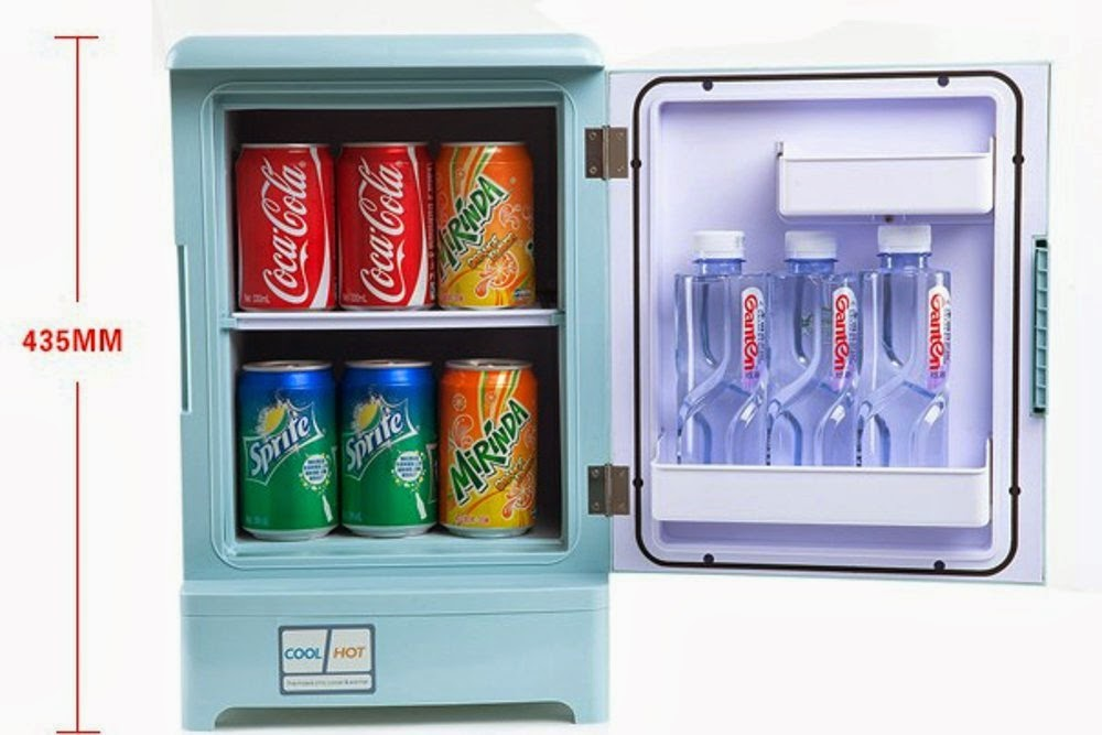 Portable Mini Cold Hand Refrigerator For Car Home Office