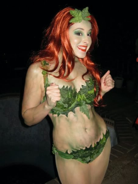 Poison Ivy in Gotham Villians Forum