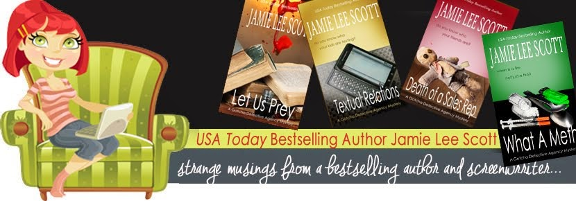 Strange Musings from Author Jamie Lee Scott