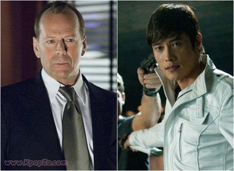 บรูซ วิสลิส ออกปากชม Lee Byung Hoon เพื่อนร่วมแสดงใน  G.I. Joe 2