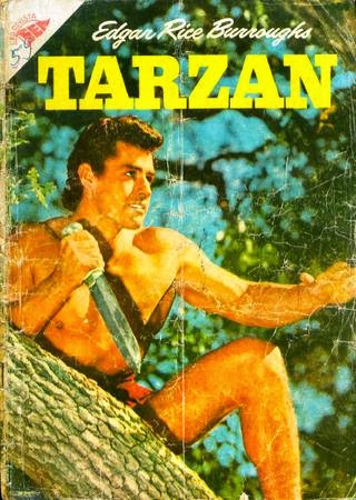 TARZAN Nº 059 1956 NOVARO 1ª SÉRIE