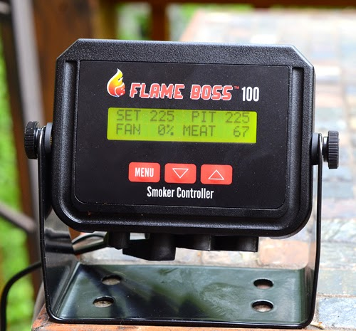 Flame Boss 100 Big Green Egg controller