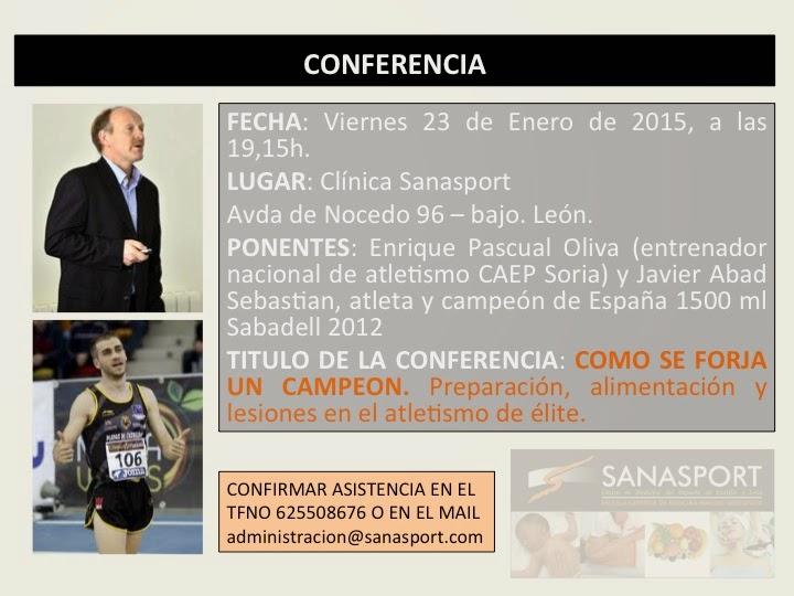 conferencia sanasport