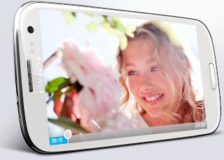 Samsung Galaxy s3 design - Technocratvilla.com