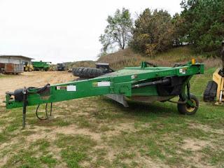 Used John Deere 925 parts